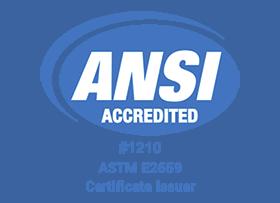 ansi Certified
